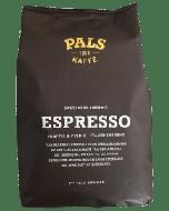 PALS Espresso Hele Bønner 1 KG