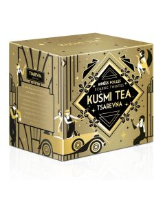 Kusmi Tea - Organic Tsarevna 2021 Teposer