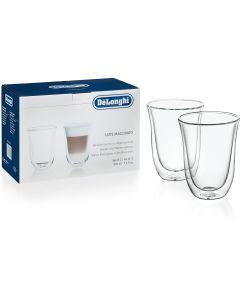 Delonghi macchiato glass 2 stk