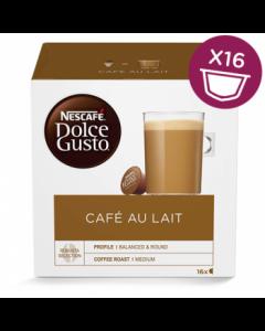 Nescafé Dolce Gusto Cafe Au Lait 16 Kapsler