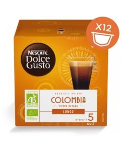 Dolce Gusto Lungo Organic