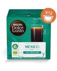 Dolce Gusto Grande Mexico Organic