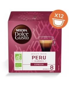 Dolce Gusto Peru Espresso Organic