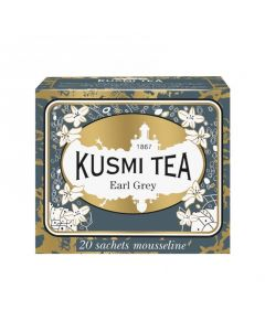 Kusmi Tea Earl Grey 20 Teposer