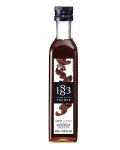 1883 de Philibert Routin sirup Chocolate 250 ml