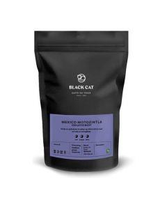 Black Cat - Mexico - Motozintla Dekaffeinert - Koffeinfri og Økologisk 1kg Hele Bønner