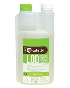 Cafetto Green LOD 1 Liter Avkalkning