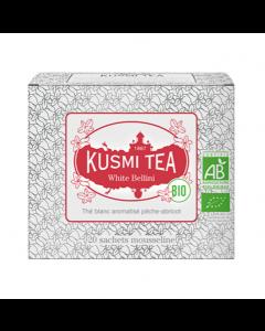 Kusmi Tea - Organic White Bellini 20 teposer