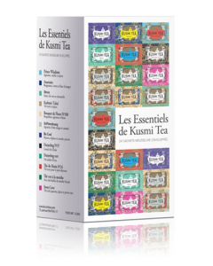 Kusmi Tea - The Essentials 24 Teposer