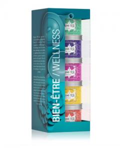 Kusmi Tea - Wellness Prøvepakke