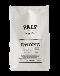 PALS Etiopia Yirgaacheffe Hele Bønner 1 kg