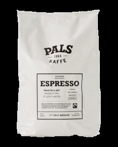 Pals Guatemala Espresso Fairtrade 1 kg Hele Bønner