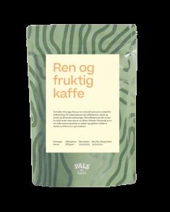 PALS Spesialkaffe Ren & Fruktig Hele Bønner 250g