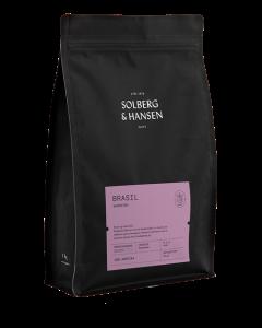 Solberg & Hansen - Brasil - Barreiro Hele Bønner 1kg