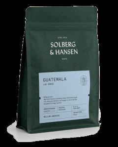 Solberg & Hansen - Guatemala - Las Minas Hele Bønner 2,5 kg
