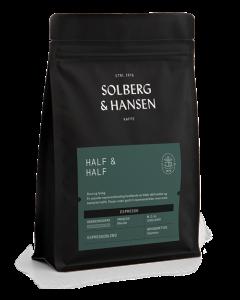 Solberg & Hansen - Half & Half Espresso 1 kg