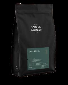 Solberg & Hansen - Java Mocca Hele Bønner 1kg