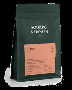 Solberg & Hansen - Kenya - Gatugi Hele Bønner 250g