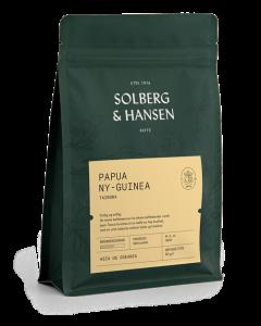Solberg & Hansen - Papua Ny-Guinea - Tairora Hele Bønner 2,5kg