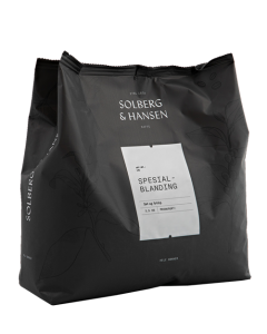 Solberg & Hansen - Spesialblanding Presskannemalt 1 kg