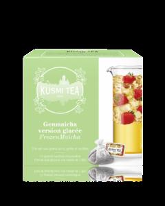 Kusmi Iste - FrozenMaicha - 10 muslin tea bags - 90g