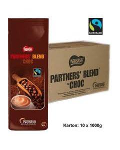Nestlé Partners Blend Choc 10x1000gr