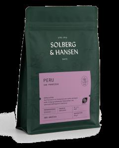 Solberg & Hansen - Peru - La Coipa Hele Bønner 250g