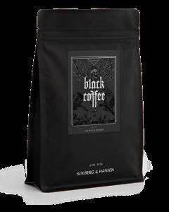 Solberg & Hansen - Black Coffee Hele Bønner 250g