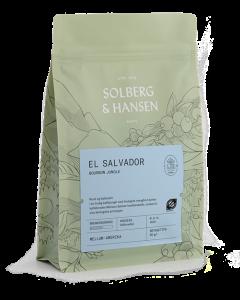 Solberg & Hansen - El Salvador - Bourbon Jungle Hele Bønner 250g