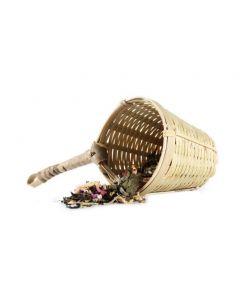Tesil av bambus