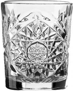 Libbey Tumbler Hobstar Glass 35cl H107 Ø89mm