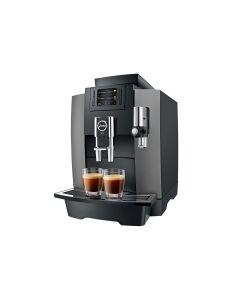 Jura WE8 Dark Inox Kaffe- & Espressomaskin