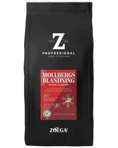 Zoégas Mollbergs Blanding Hele Bønner 750 gr