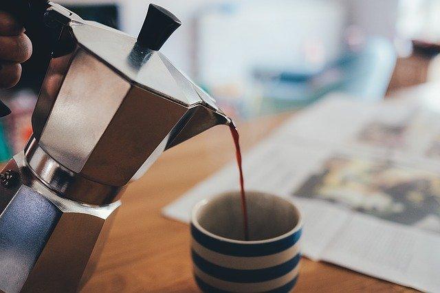 kaffe-brygging